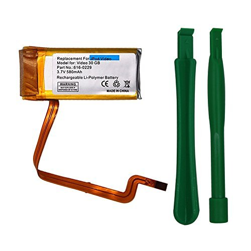 DOCA Replacement Battery for Apple iPod Video 30GB/Classic 120GB  available at amazon for Rs.2735