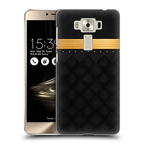 Head Case Designs Offizielle Alyn Spiller Gold Luxus Ruckseite Hülle für Zenfone 3 Deluxe 5.5 ZS550KL