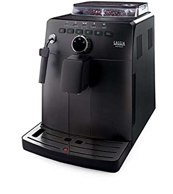 Gaggia HD8749/01 Naviglio Coffee Machine, 1850 W, 15 Bar, Black