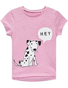 next Niñas Camiseta Con Perro (3 Meses-6 Años) Estándar