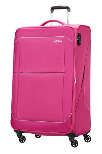 american-tourister-sunbeam-4-roues-79-29-extensible-valise-79-cm-117-l-summer-rose