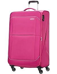 American Tourister - Sunbeam spinner 4 ruedas 55/20 equipaje de mano, rosa (summer rosa), L (79cm-117L)
