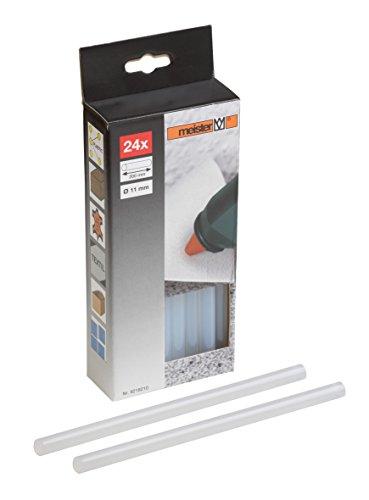 meister-9218210-lotto-di-24-bastoncini-di-colla-a-caldo-200-x-11-mm
