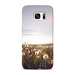 Top Notch Hard Fancy Designer Back Cover For Samsung Galaxy S7 - Design -273