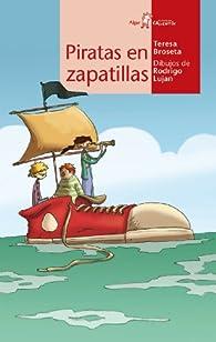 Piratas en zapatillas par  Teresa Broseta Fandos