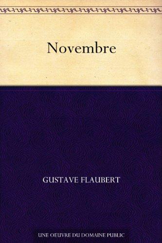 Couverture du livre Novembre