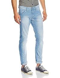 Tom Tailor Denim Piers Super Slim Aqua, Jeans Homme
