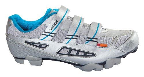 Vaude Soneza RC 202910060380, Chaussures de cyclisme femme Argent (TR-B2-Argent-27)