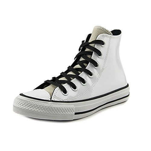 Converse Herren All Star Hi Patent/Suede Hightop Sneaker White/Blush