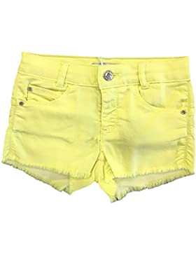 LIU JO bermuda Bambina G17029 Lemon Short Primavera/Estate