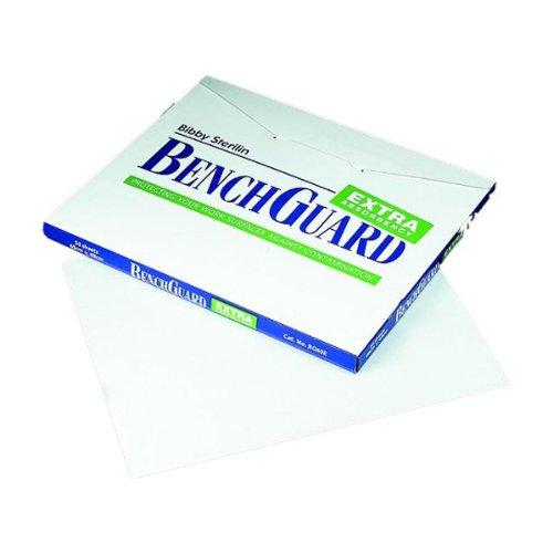 dynalon 504314–0003benchguard Wallet Größe Lab Bench Top Displayschutzfolie, 60cm Länge x 49cm Breite (50Stück)