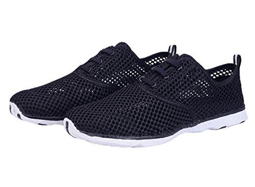 joansam da donna asciugatura rapida Aqua scarpe Black