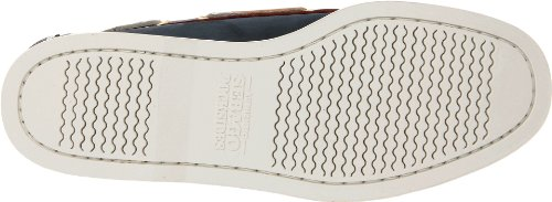 Sebago Spinnaker, A Bout Rond Homme Bleu (Blue/Brown)