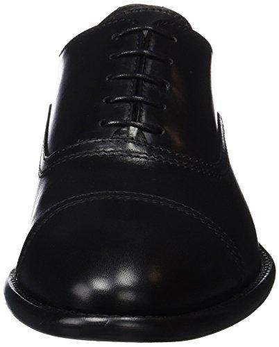 Lottusse L6553, Richelieus Homme Noir (L O N D.o L D Negro)
