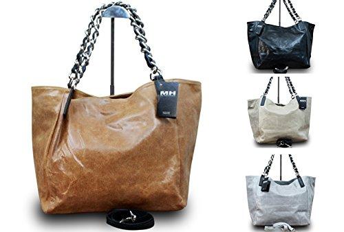 made-in-italy-luxus-damen-schultertasche-shopper-donna-bella-kette-leder
