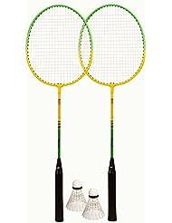 Set de Badminton  QBS094 · Acero ·