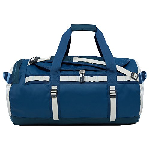 The North Face Base Camp Duffel M Volumen 71 blue wing/vintage white