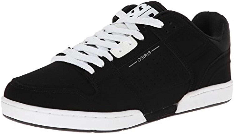 Osiris Herren Protocol XPD Skate Schuhe  Schwarz/weissszlig  5.5 M US
