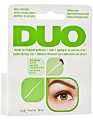 Ardell Duo Brush on Adhesive with Vitamins, das Original, 1er Pack (1 x 5g / 0.18 oz)