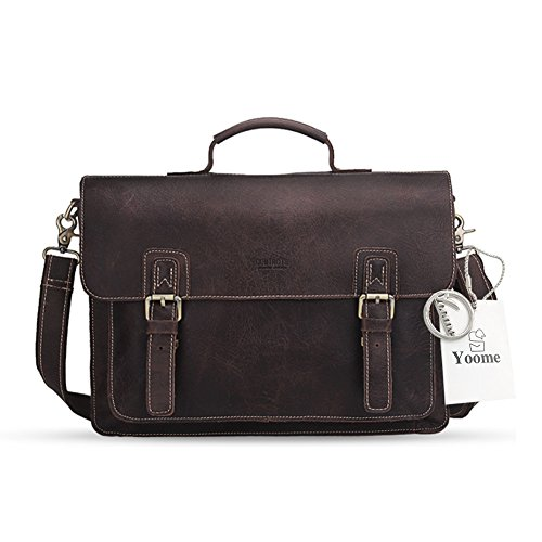 Yoome Satchel Aktentasche Messenger 16