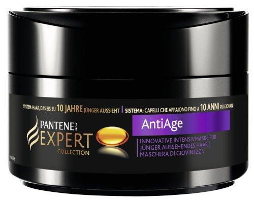 Pantene Pro-V Expert Collection AntiAge Intensivmaske für jünger aussehendes Haar, 200 ml