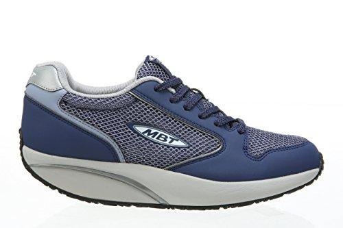 MBT Damen 1997 Classic W Sneaker, Blau (Navy 12Y), 40 EU