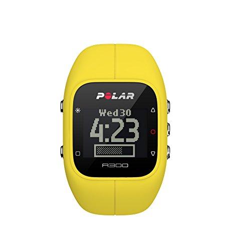 Polar A300Fitness Tracker und Activity Tracker Monitor, Herren, gelb