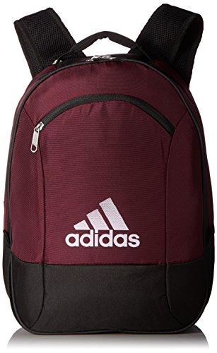 Adidas Striker Team zaino, unisex, University Red, Taglia unica Light Maroon