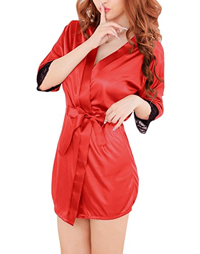 Dissa® Charming Lady Meryl Lingerie, vêtements de nuit, bleu Rouge