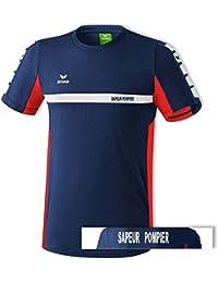 Tee shirt Sapeurs Pompiers Sport : 5-Cubes