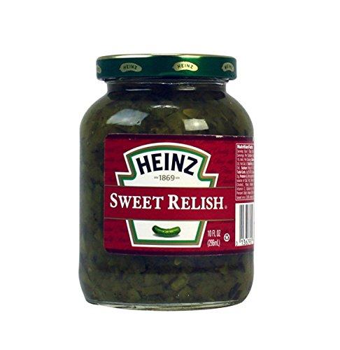 HEINZ Sweet Relish (296g)