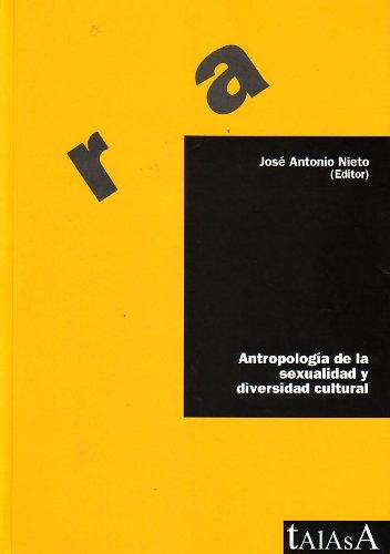 Antropología de la sexualidad y diversidad cultural