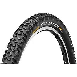 Continental 0116017 - Cubierta de ciclismo, color negro