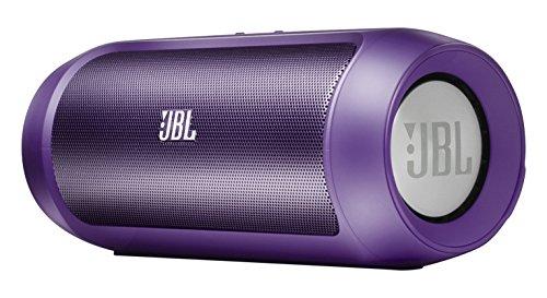 JBL Charge 2 - Altavoz portátil de 15W, con Bluetooth, color púrpura