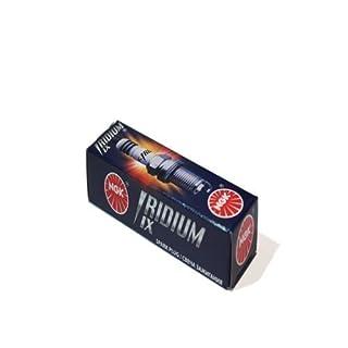NGK Iridium IX Zündkerze Einzelpackung für Lagernummer 6681 oder Kupferkern Teilenr. DR8EIX