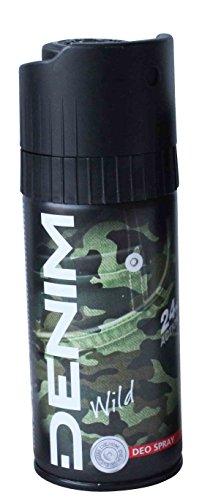 Denim Deodorante Uomo Wild - 1 Pezzo