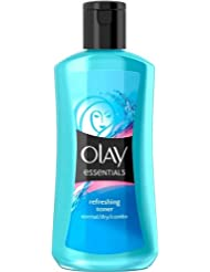 Olay Essentials Refreshing Toner Normal / Dry / Peau mixte 200ml-pack de 3