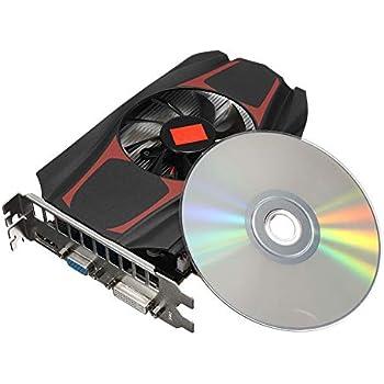 Autotipps HD7670 Tarjeta gráfica 4G PC de Escritorio HD DDR5 ...
