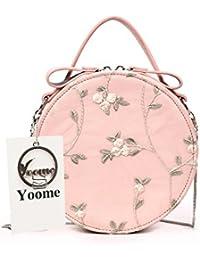 A It Scarpe Wxfq1cyg Tracolla Donna Con Rosa Amazon Borse E dwxtx6Yq