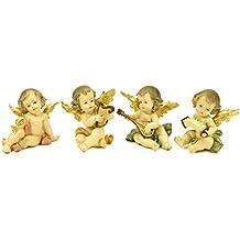 4 Figuras Decorativas Religiosas