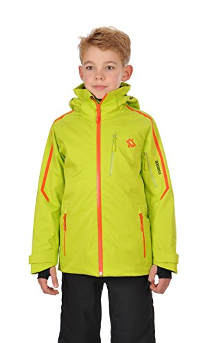 Völkl Team K Speed Jacket Lime 128