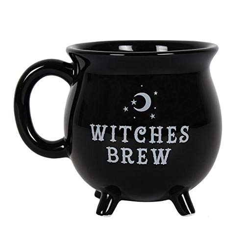 Witches Brew Cauldron Tasse - Lustige Wicca Tasse