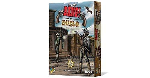 Bang! El Duelo, Juego de Cartas Edge Entertainment EDGBA30
