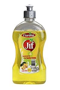 Floroma Jif Dishwash Gel Lemon (500 ml)