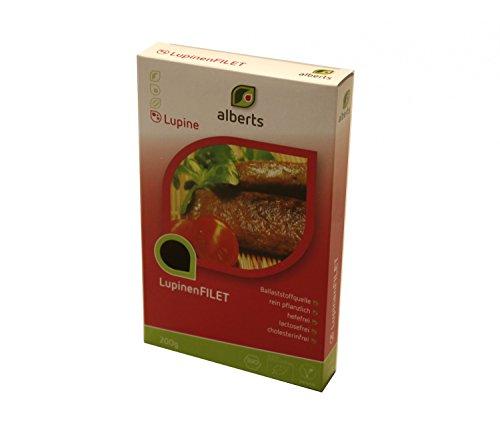 Alberts Bio Lupinen Filet (1 x 200 gr)