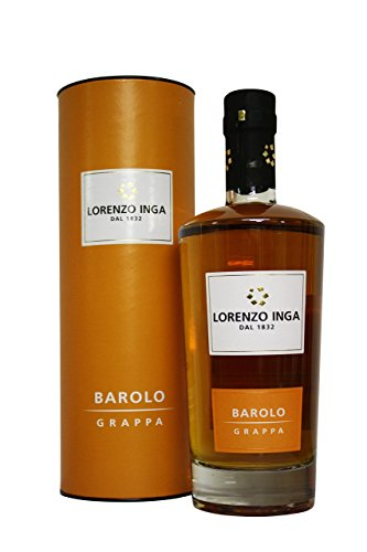 Lorenzo Inga Grappa di Barolo Luxury Aged 40% Vol. 0,5L