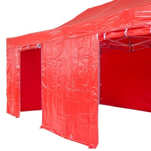 Interouge Barnum Pliant Pro 3x6 Pack Complet Alu 50 PVC 520g/m²
