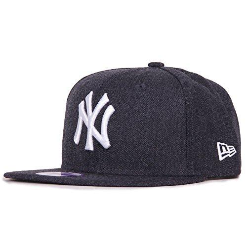 New Era Tonal Team Heather Snap Jr Neyyan Otc - Schirmmütze Linie New York Yankees für Jungen, Farbe Blau, Einzelgröße (Linien Tonale)