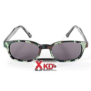 KDS Echte Sonnenbrille X-KD'S Camo 1021–Bikers