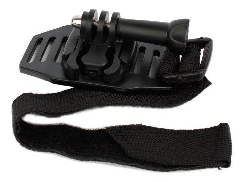 Für WiMiUS L1 Action Cam 4K | L2 | Q1 und Q2 Action Kameras: DuraGadget Helmband 3M Kleber
